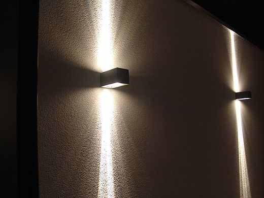 das ergebnis kann sich sehen lassen optisch strahlen die leuchten nach oben und unten und. Black Bedroom Furniture Sets. Home Design Ideas