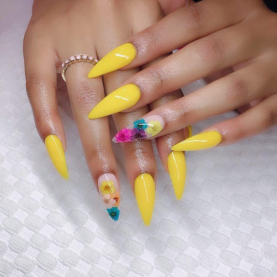 REPOST #nails #nailsbyme @klichynails #nails #nailsonfleek ...