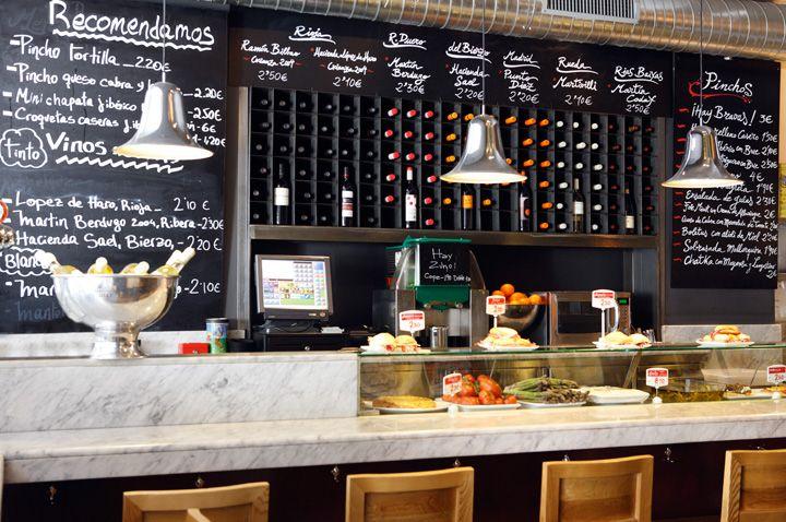 Mercado De La Reina Restaurantes Cafeterias Modernas Y
