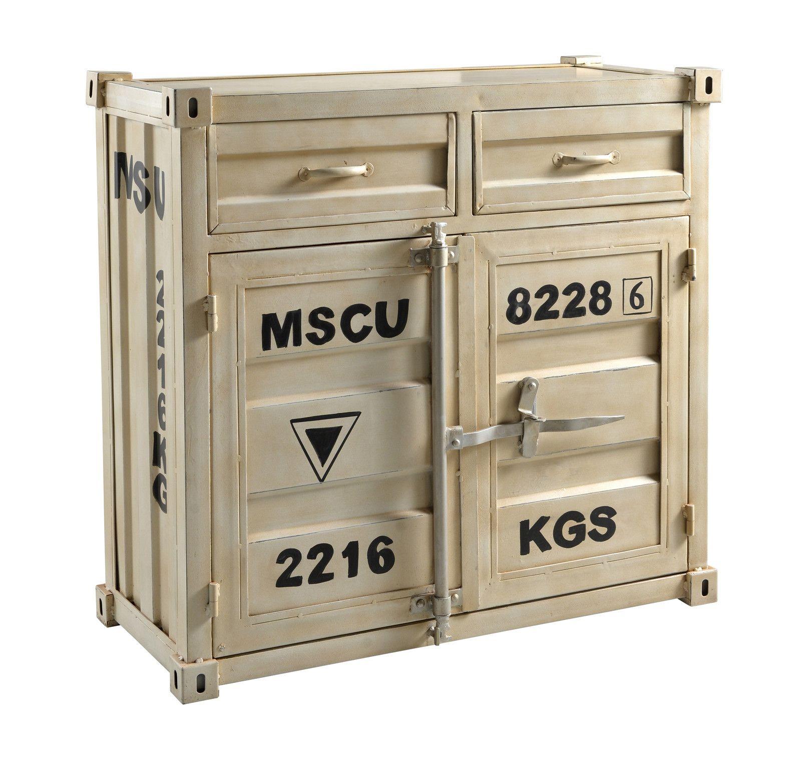 Industrial Mobel Container Kommode Industrial Mobel Kommode