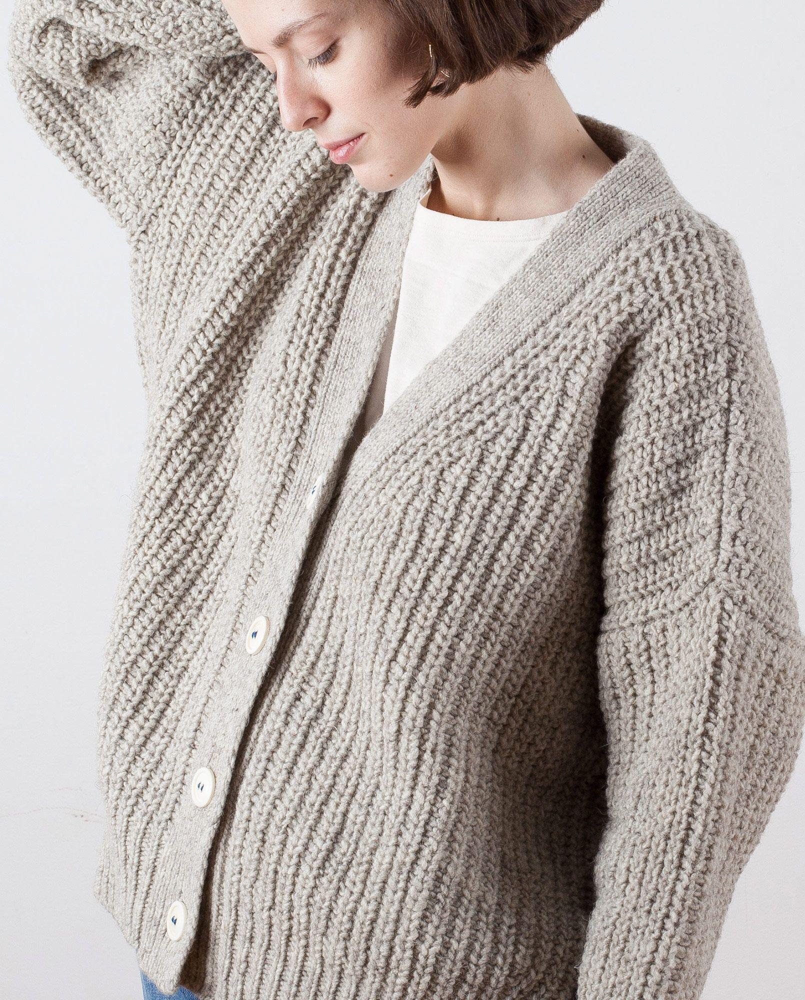 cardigan woman no19 mist | Fashion | Pinterest | Woman, Knitwear ...