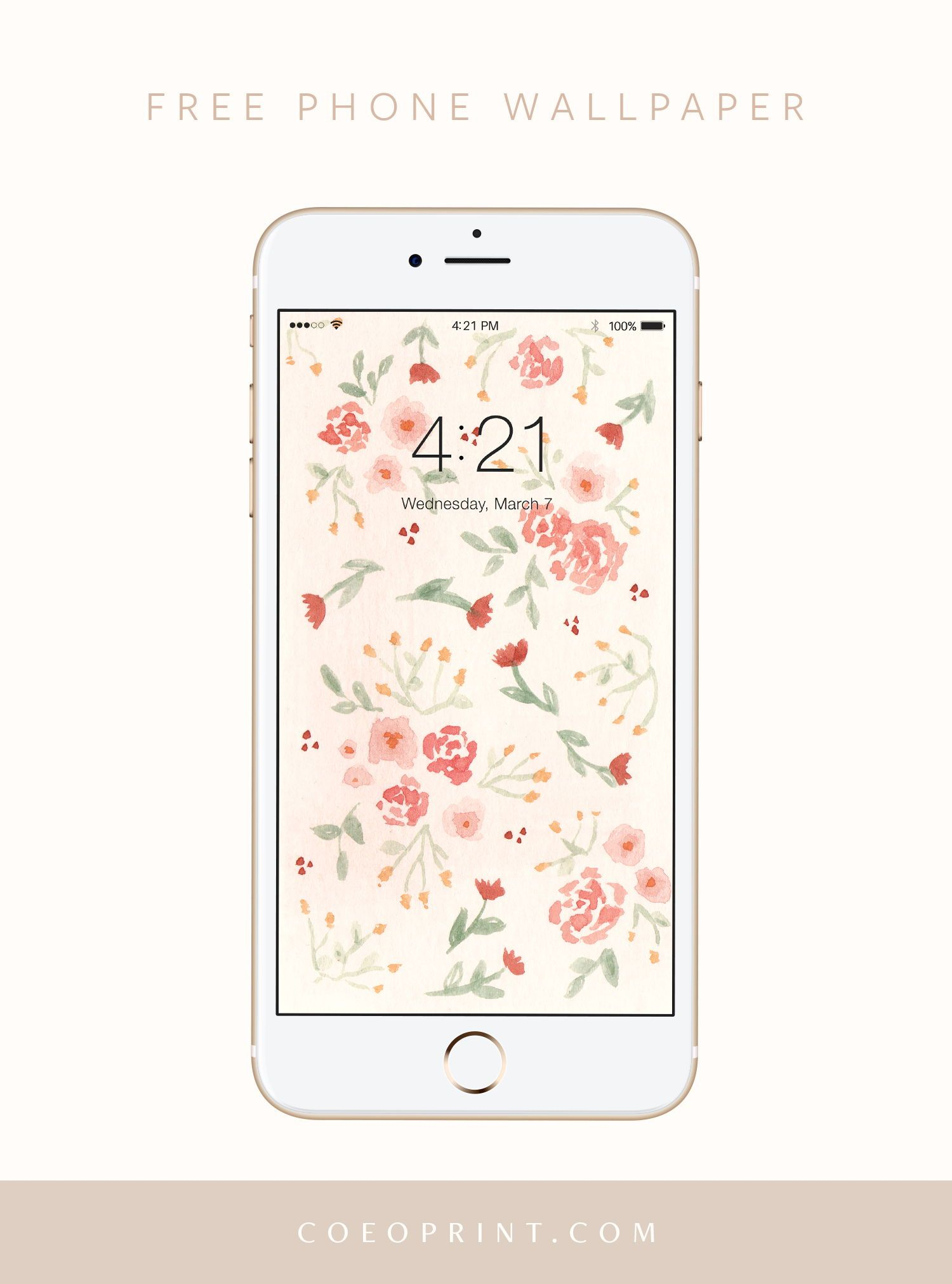 Free Phone Wallpaper Floral Wallpaper Iphone Simple Phone Wallpapers Free Phone Wallpaper
