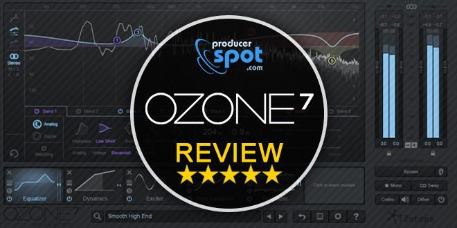 Review: iZotope Ozone 7 - Mastering Software, Plugin | Music Loops