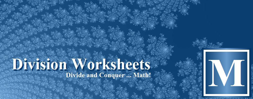 Free Division Worksheets | math | Pinterest | Division, Worksheets ...