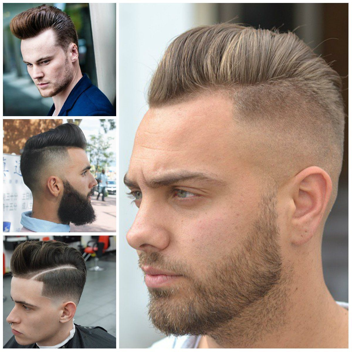 2019 pompadour hairstyles for men, #hairstyles #pompadour