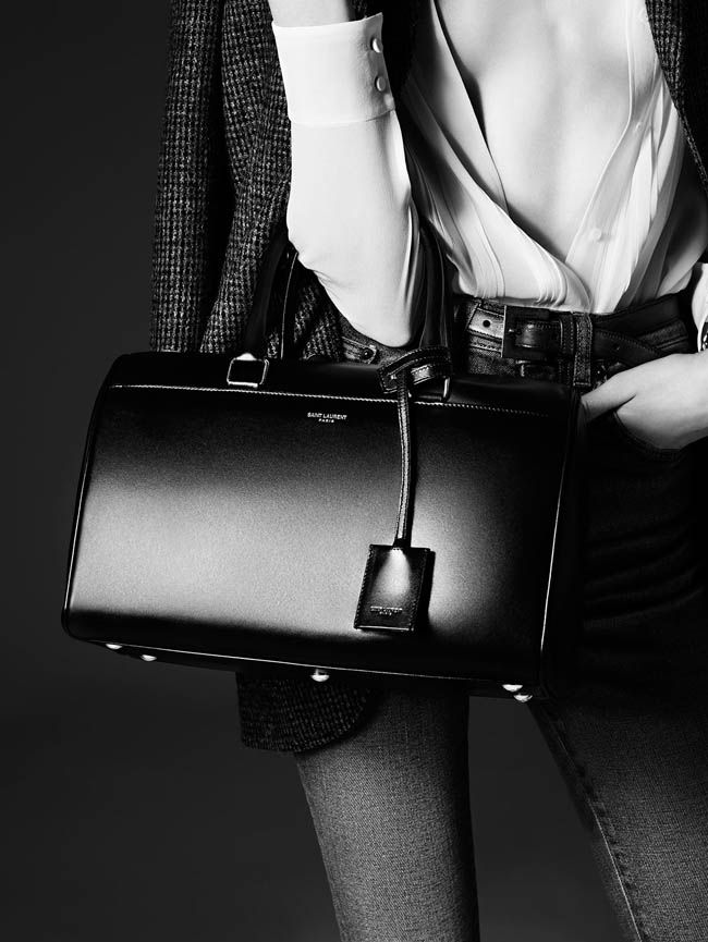 Saint Laurent advertising campaign (pre-fall 2014), photographed by Hedi Slimane _