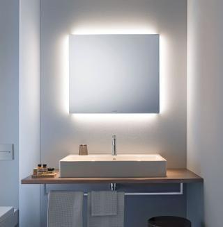 Licht Und Spiegel Duravit Con Imagenes Espejos Para Banos