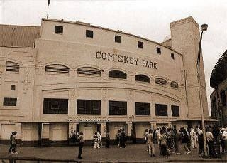 The Old Comiskey Park