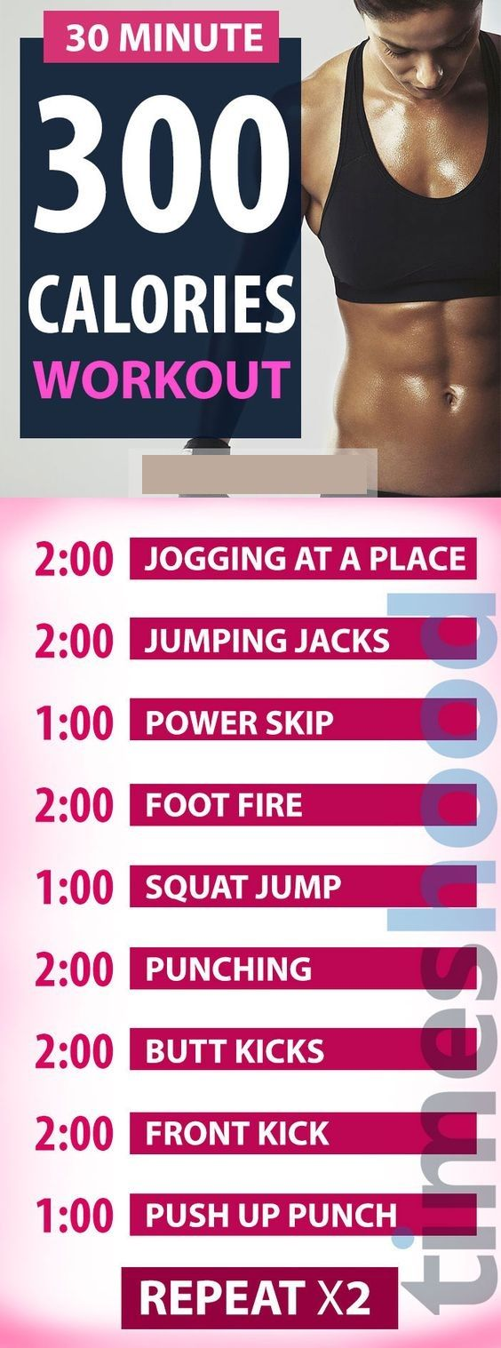 How To Burn 300 Calories A Day At Home - Grizzbye