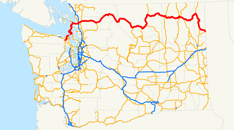 State Route 20, or the North Cascades Highway, is a State Highway in ...