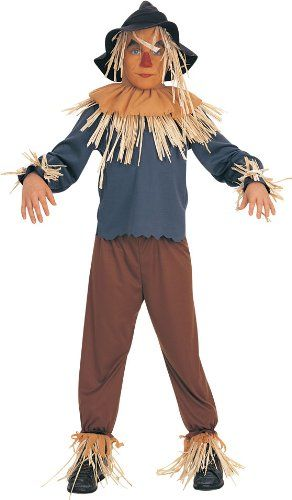 Wizard Of Oz ChildaEURTMs Scarecrow Costume
