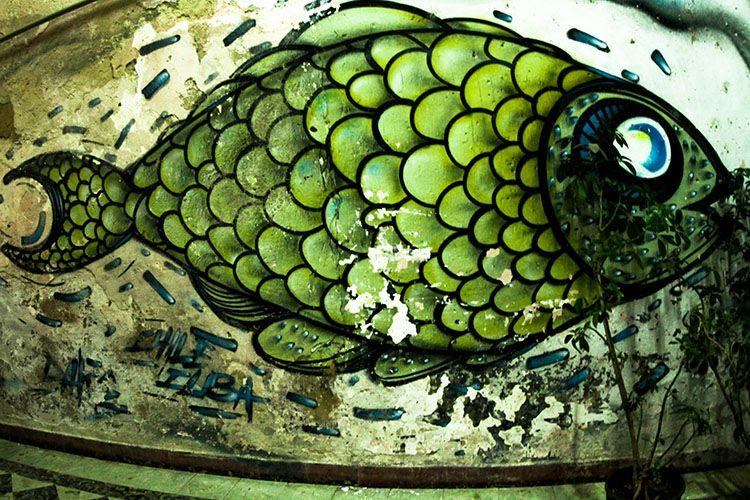 """Arte Urbano en Cuba: """"Para hacer grafiti no necesariamente se debe usar el spray""""   FuriaMag   Arts Magazine"""