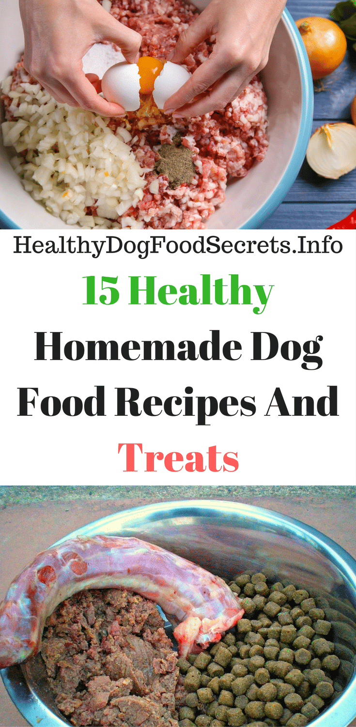 15 healthy homemade dog food recipes and treats dog food recipes 15 healthy homemade dog food recipes and treats dog food recipes homemade dog food and homemade dog forumfinder Images
