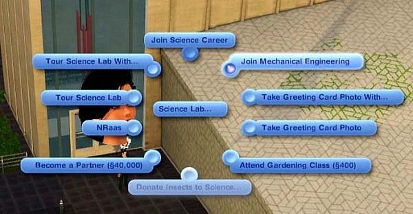The Mechanical Engineering Career by rspn99   Sims   Sims 3 mods