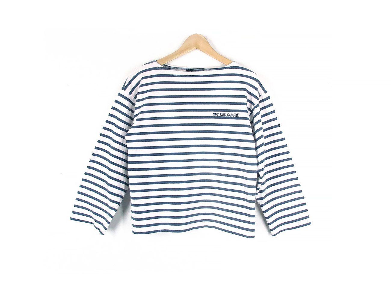 101af08d French Sailor Striped T Shirt - DREAMWORKS