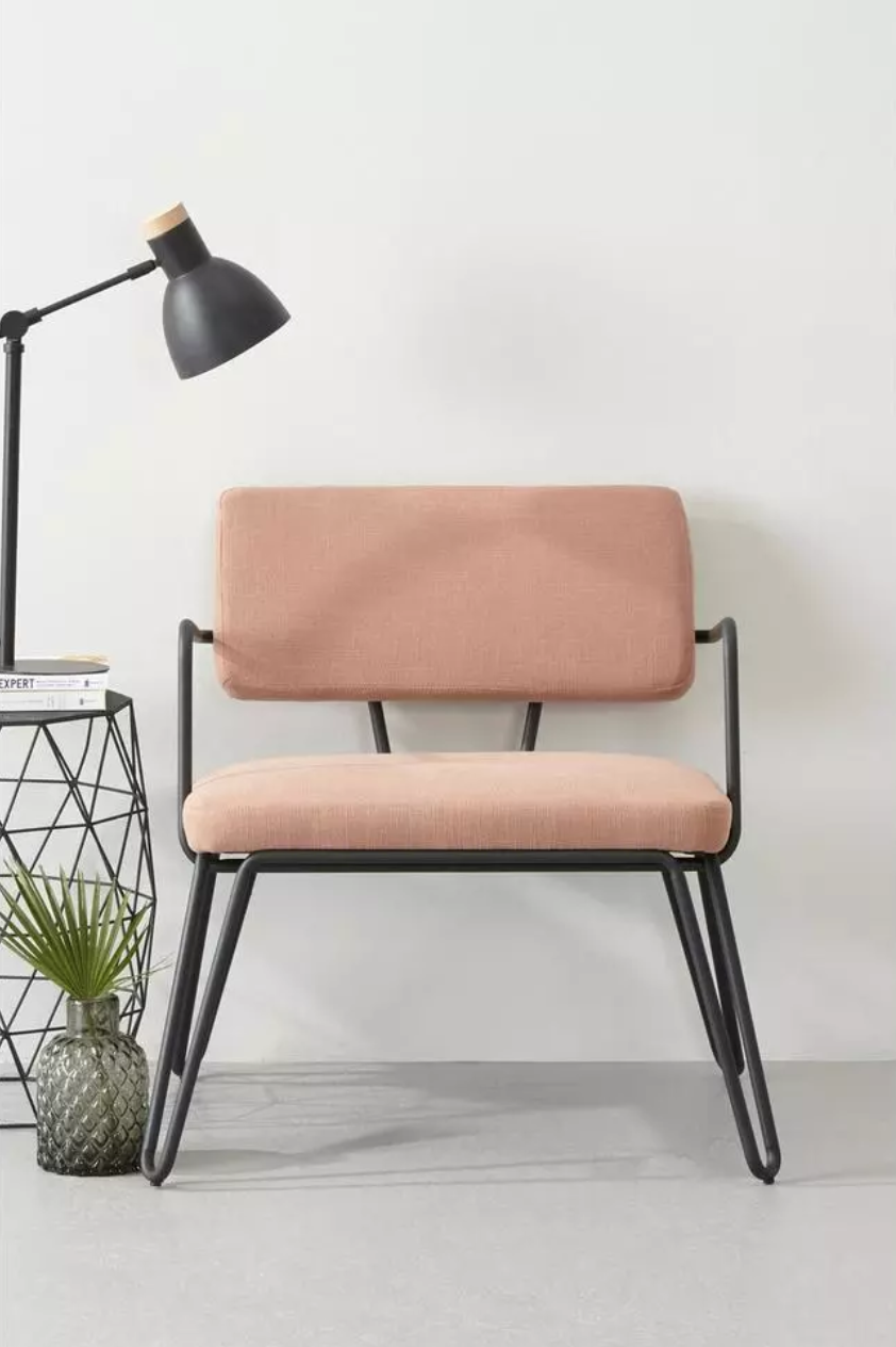 fauteuil #anna #old #pink #zalm #wehkamp #whkmpsown #slaapkamer ...