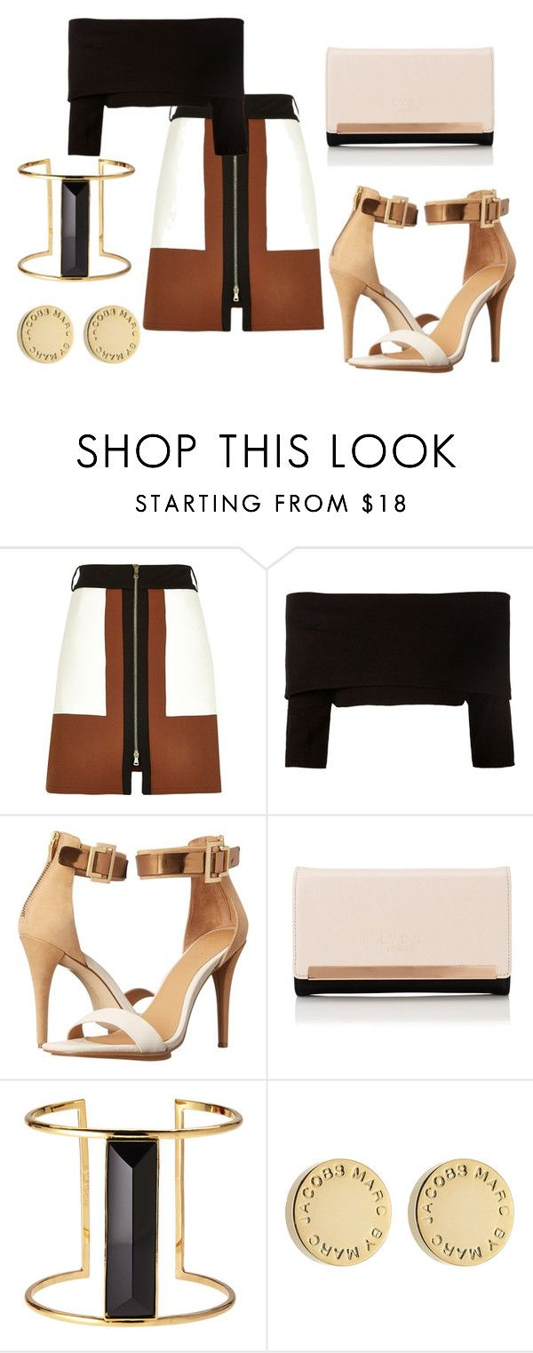 """""""Winter Filler"""" by yazgotcash on Polyvore featuring River Island, Dorothee Schumacher, Calvin Klein, Lipsy, Rachel Zoe and Marc by Marc Jacobs"""