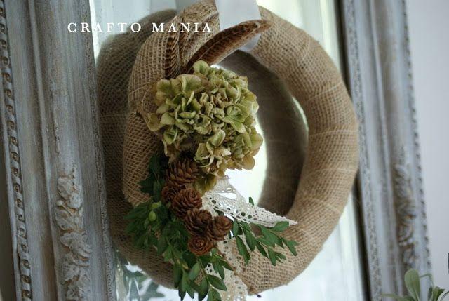crafto-mania: Jesenné motanie