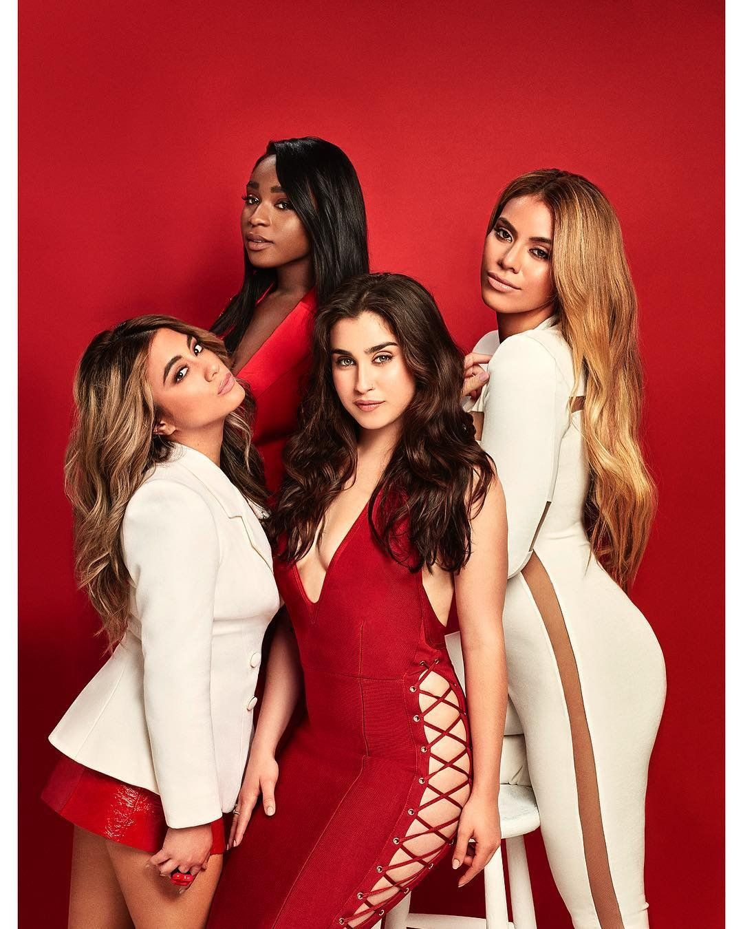 Ally Pin Up Fifth Harmony For Cosmo Fifth Harmony Camila Cabello
