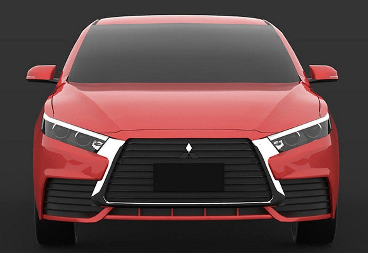 2018 mitsubishi lancer concept review specs release date and price http