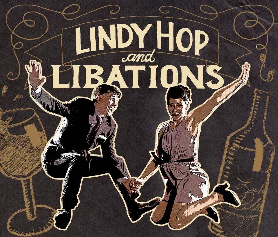 Lindy hop libations lindy hop swing dance libation