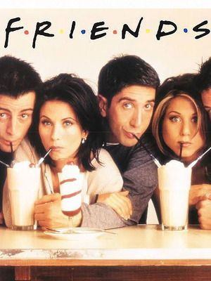 """Possible """"Friends"""" reunion in the works?"""