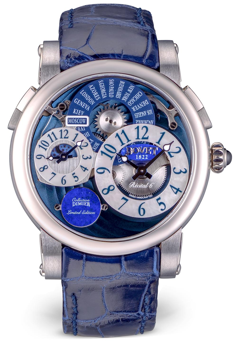 832c48a6a Купить Швейцарские часы Bovet Collection Dimier по выгодной цене - ломбард  «Випломбард» Moscow,