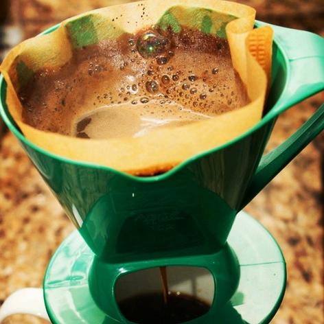 Já já tem um café Melitta saindo. :) Tá indo passar um também? #melitta #meumelitta #coffeetime