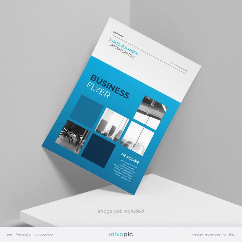 Agency Business Modern Proposal Flyer