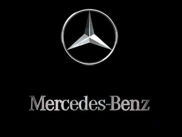 Mercedes Benz Logo In Black 2 Loepix Loepix Pixtrue