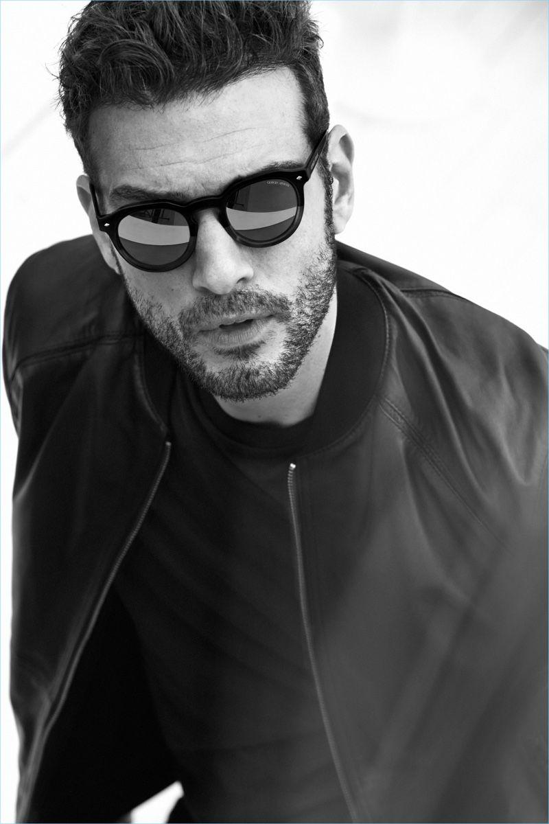 Meet Tristan  Giorgio Armani Unveils  17 Frames of Life Campaign ... 19585784ac