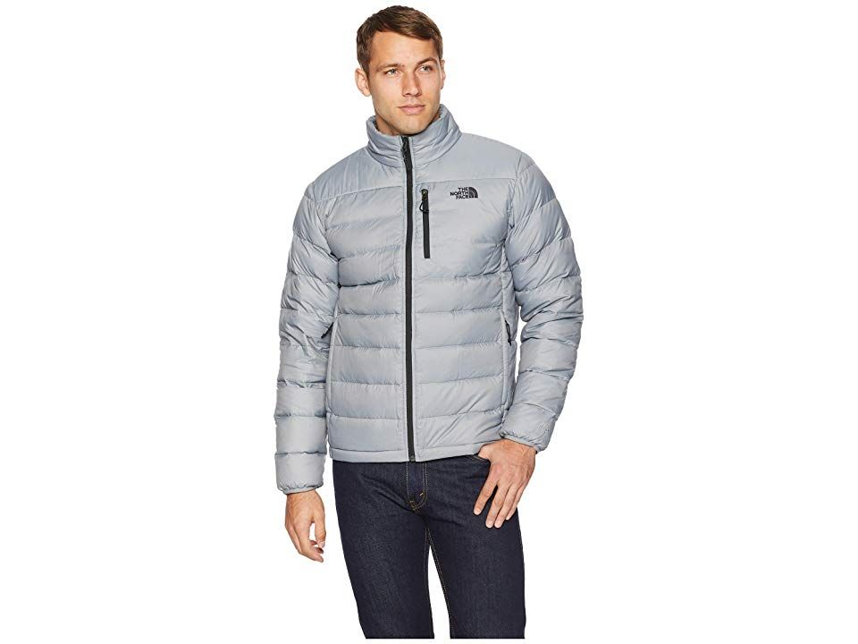 20179d5d3574 The North Face Aconcagua Jacket (Mid Grey) Men s Coat. The trusty Aconcagua  is the ideal go-to jacket for everything from dog walking in the middle of  ...