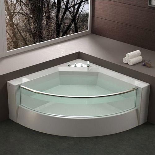 Built In Bathtub Corner Acrylic Whirlpool K 1101 Foshan Korra Bath Ware Co Ltd Videos Mobile Bagno Bagno Vasca