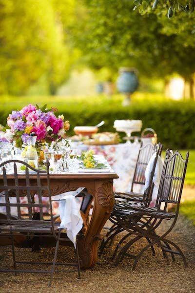 Castle picknick