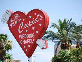 Cupids Wedding Chapel Las Vegas Vows Renewed Vegas