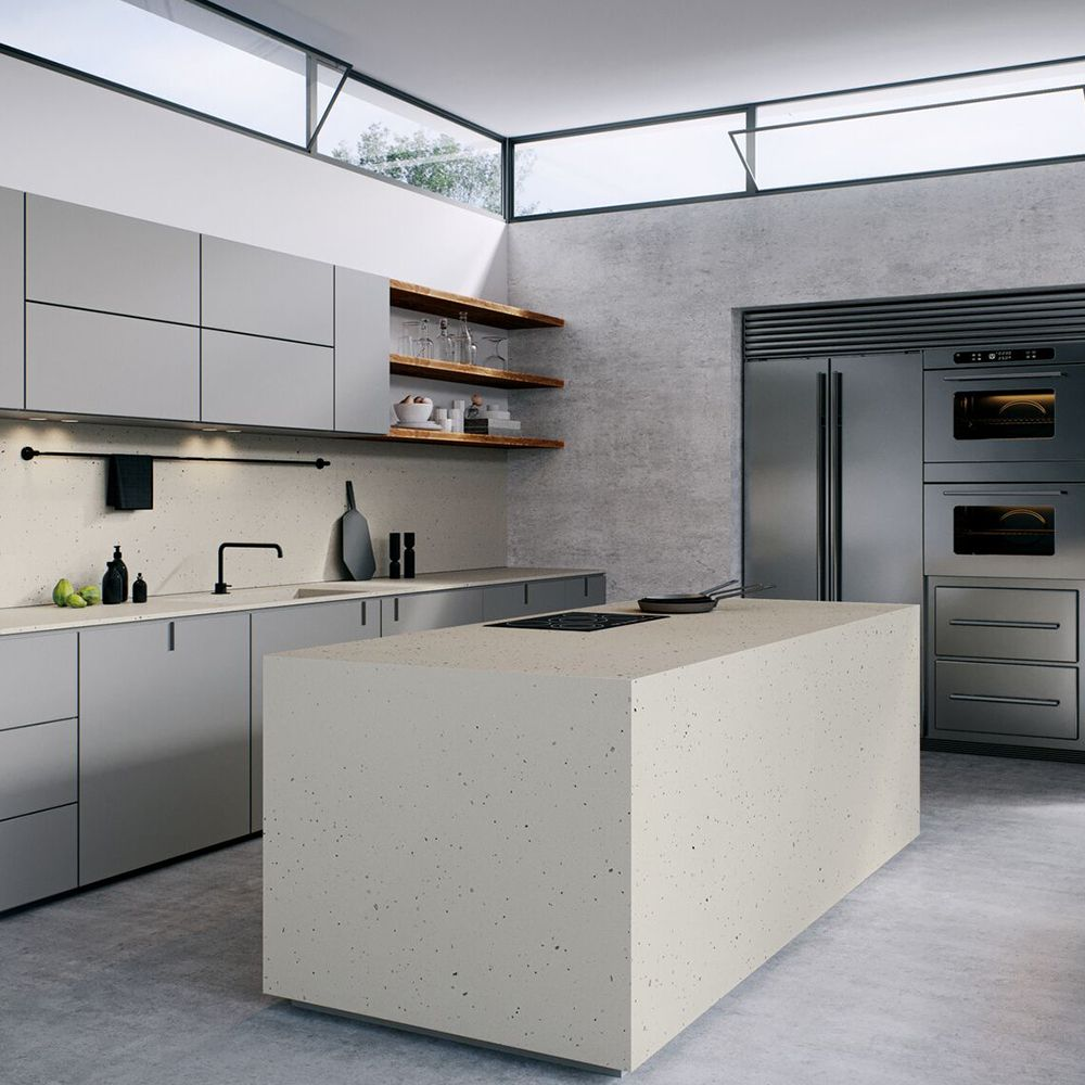 4601 Frozen Terra: A classic, neutral-colored white base is ...