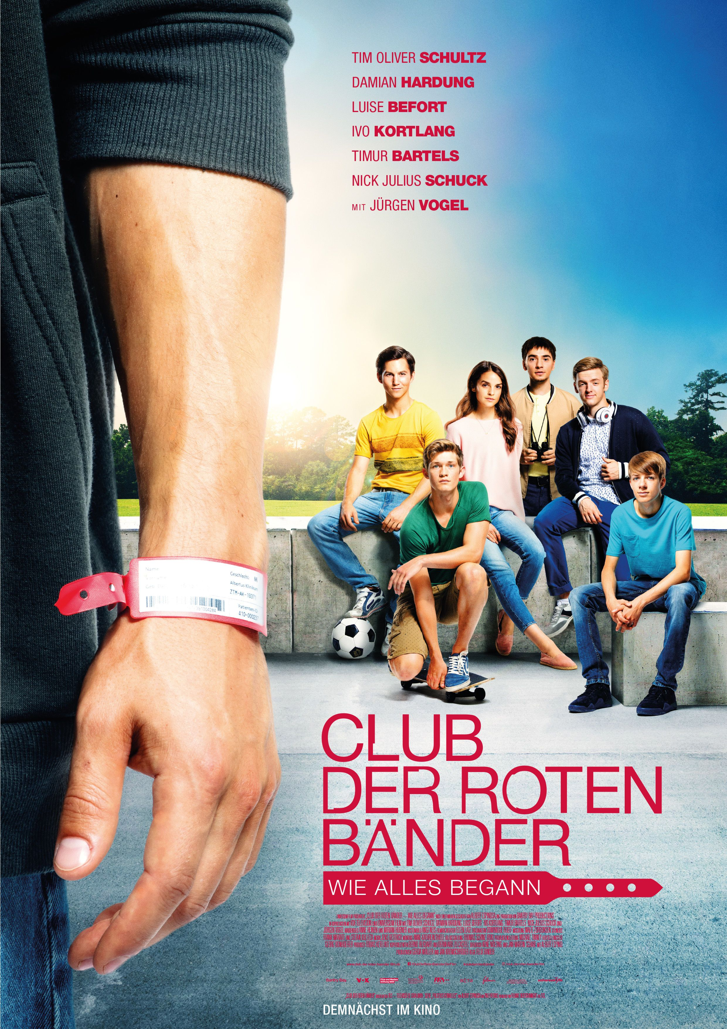 Club Der Roten B U00e4nder Wie Alles Begann Startet Am 14 02