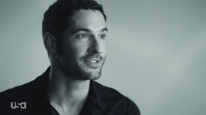 Great new show!!! Star of USA's new, original series Rush, Tom Ellis, tells us about himself.