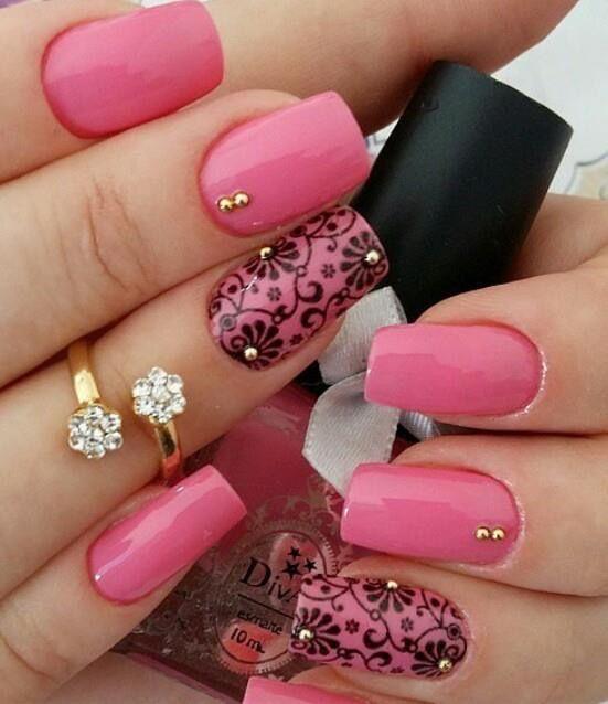 Pin de Nailroom - www.nailroom.my en Stamping nailart 4 | Pinterest ...