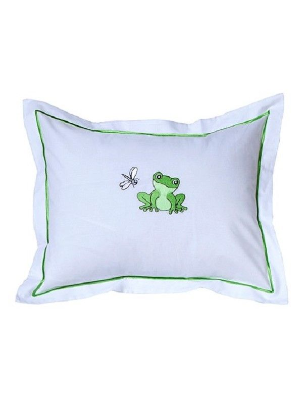 Baby Boudoir Pillow Cover Frog Dragonfly Green Living In A Awesome Boudoir Pillow Covers