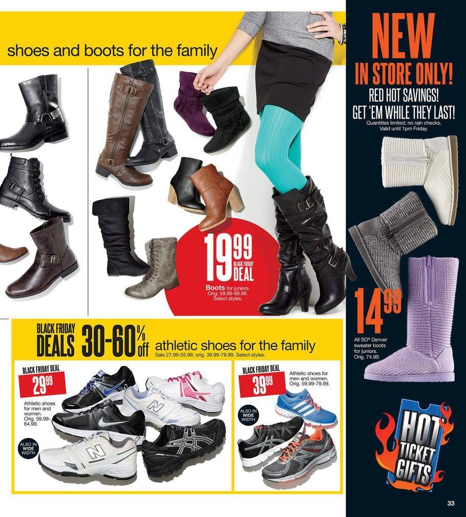 shoes @ Kohl's | Kohls black friday