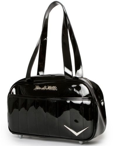 Cruiser Tote Black Shiny Now Available Through Twincitiesrodandcustom