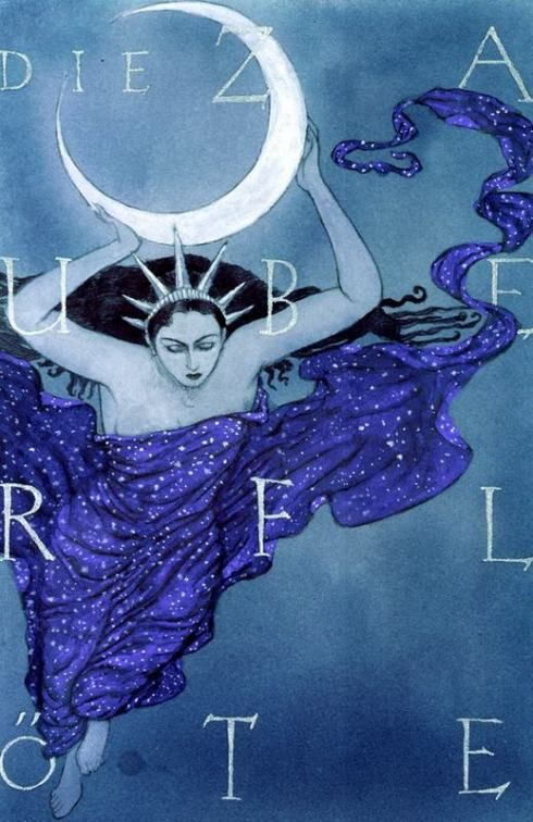 Emo Risaliti Lyric Opera Poster The Magic Flute Lyric Opera Opera Opera Show