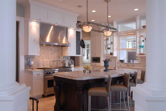 Tedd Wood Fine Custom Kitchen Cabinetry | Cottage Kitchen And Bath Showroom