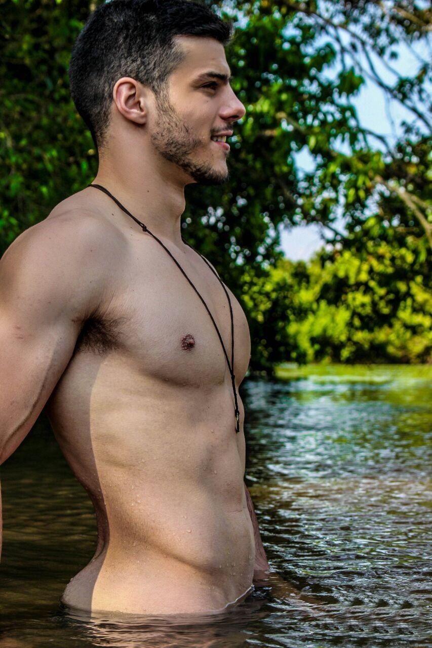 Are Hot nake men