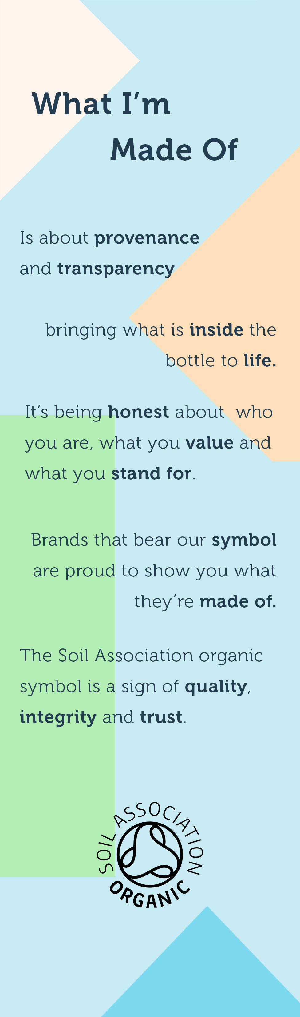 Organic Means So Much More Than Just The Symbol It Is A Sign Of