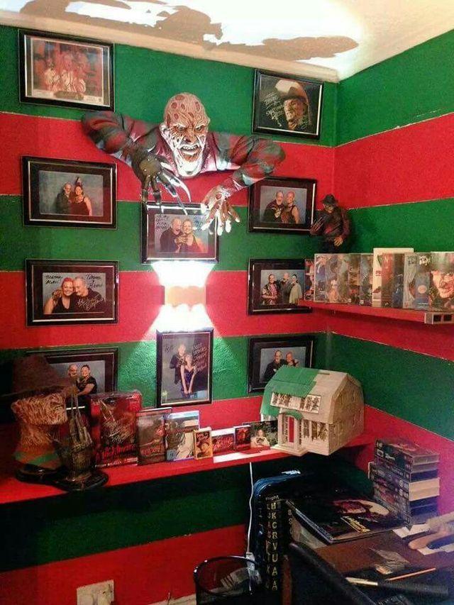 Bedroom Horror Room Ideas Novocom Top