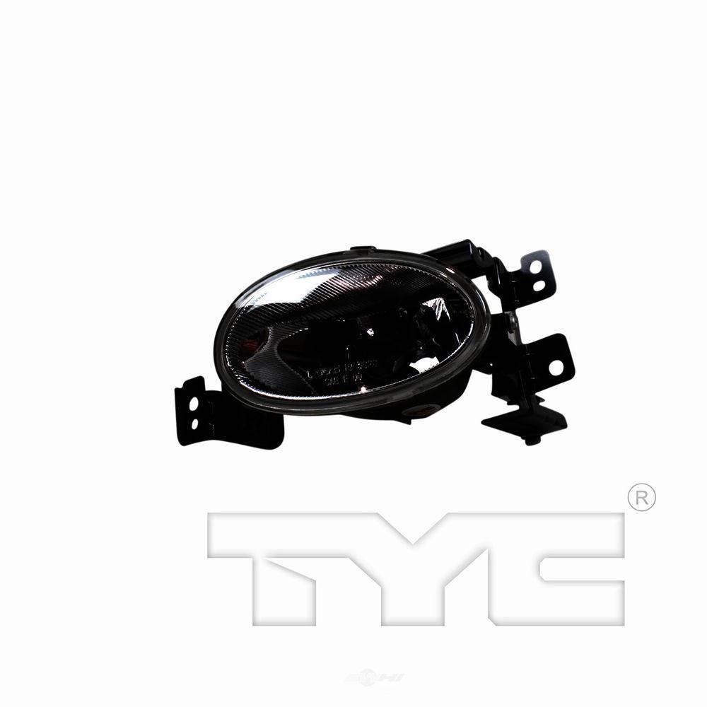 TYC Fog Light Assembly 2006-2008 Acura TSX 2.4L