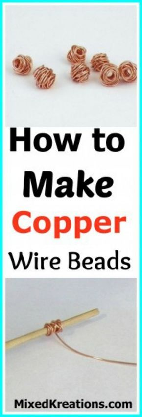 Photo of How to Make Copper Wire Beads