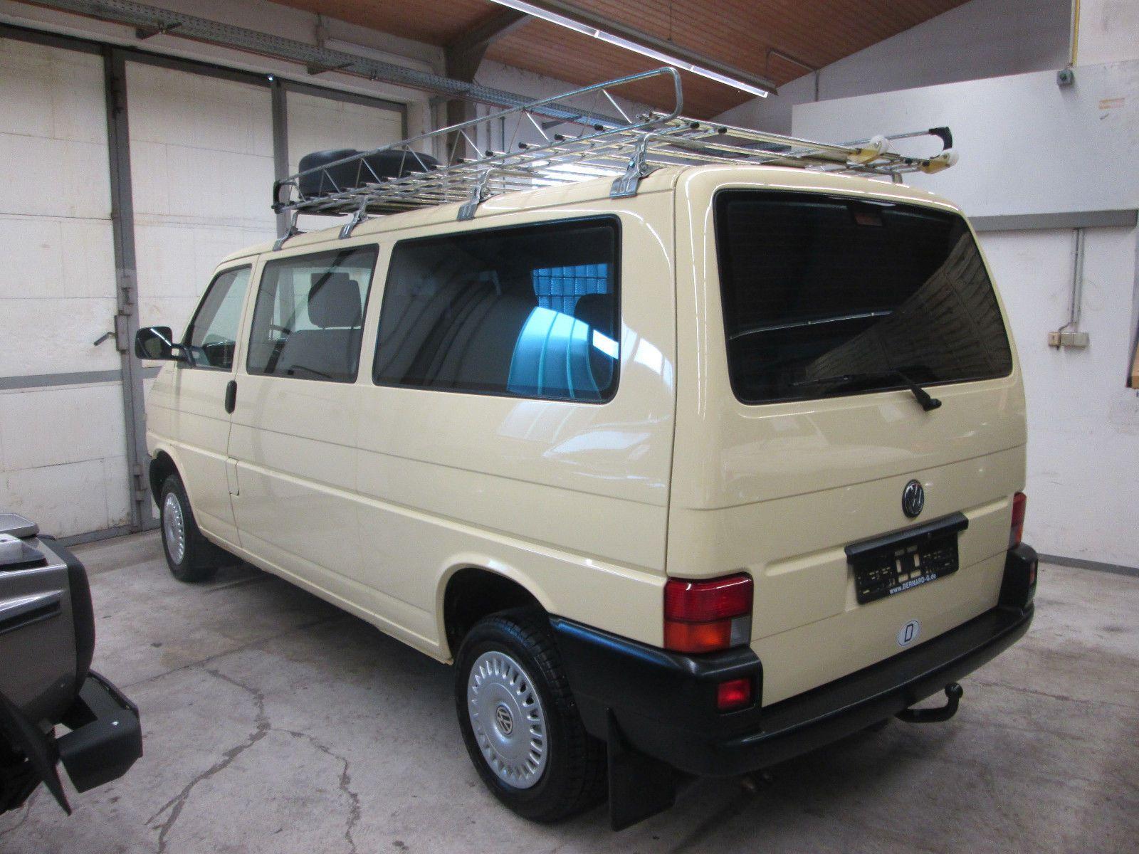 vw transporter t4 caravelle